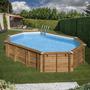 Toldo Piscina Pool House Gre PH54