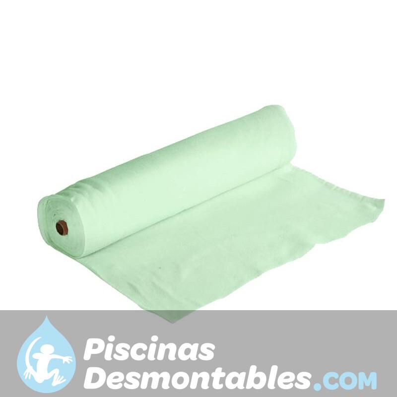 Protector de Suelo de Piscina Imitación Hierba Gre MPF509GR
