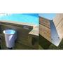 Piscina Gre Sunbay Cardamon 1200x400x146 788033