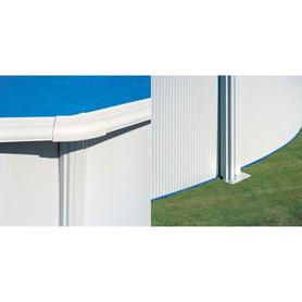 Escalera Piscinas Enterradas Muro 4 Peldaños Gre 40274