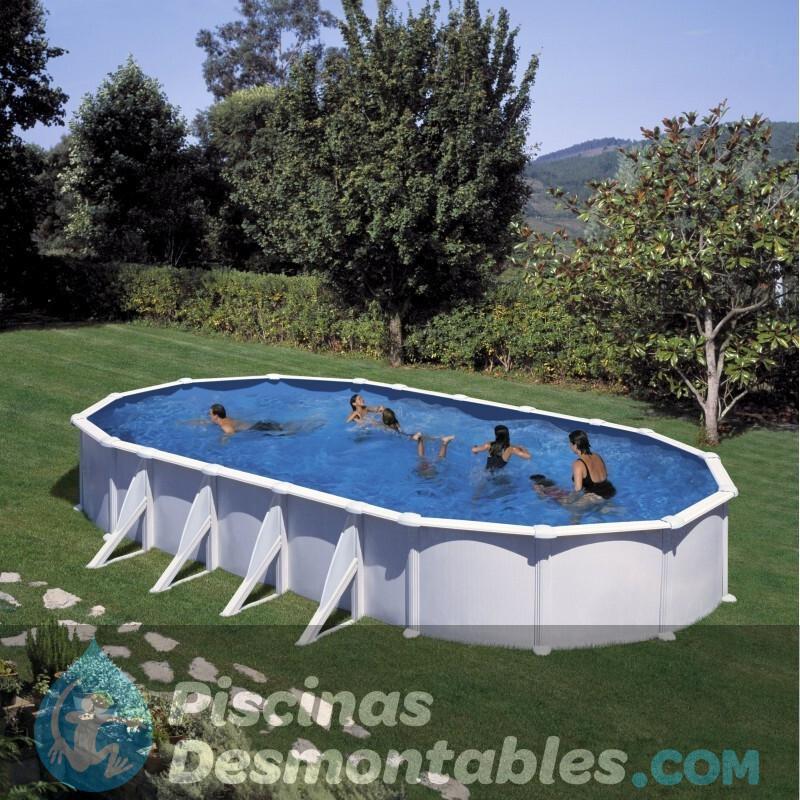 Filtro de Cartucho Skimmer 3.8 m3/h Gre AR125