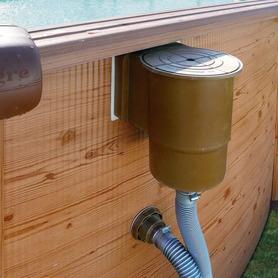 Valla para piscinas 366x128 Gre 779700