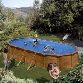Proyector Led Blanco para Válvula de Retorno de Piscinas Elevadas