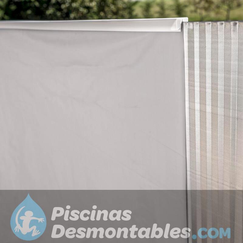 Ducha Solar Cuadrada 32 l Pulverizadores Aluminio Negro Gre AR1130