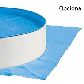 Ducha Solar Curvada 20 l PVC Oscuro Gre AR10250