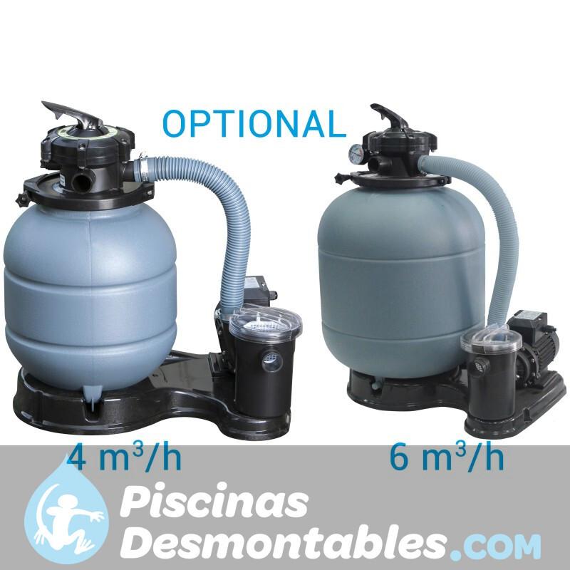 Piscina Gre Atlantis 550x132 KITPR558