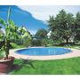 Piscina Gre Capri 610x375x120 KIT610C