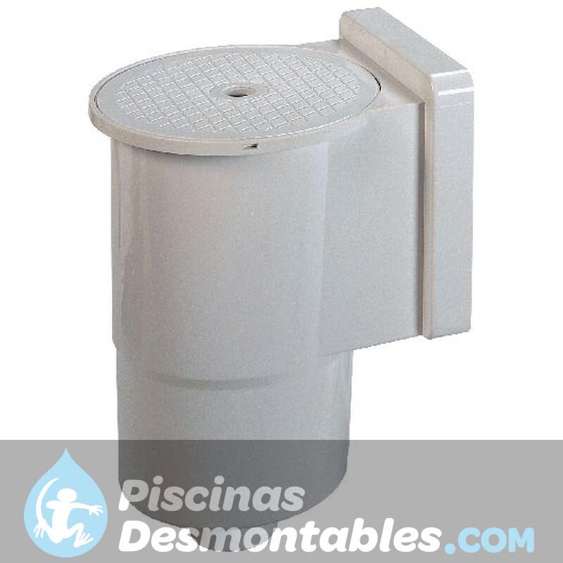 Terminal manguera flotante de 38 mm