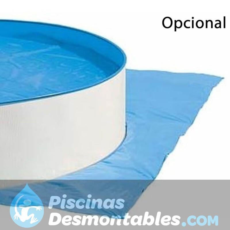 Enrollador Manguera Flotante 15 m Gre 90165