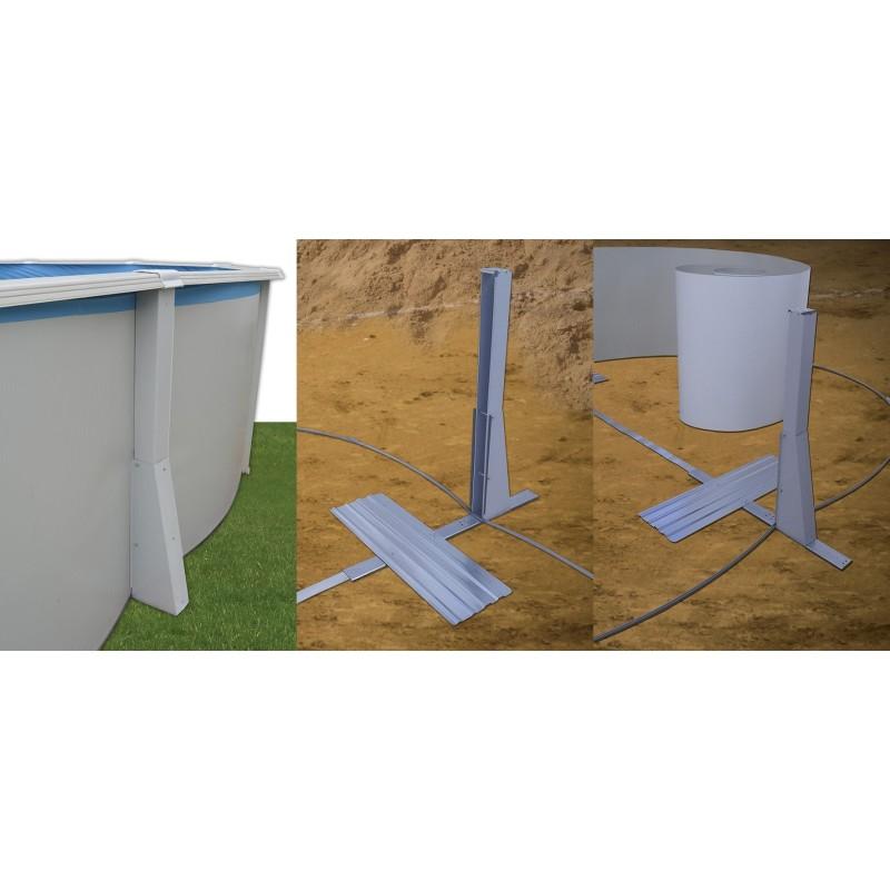 Piscinas para enterrar baratas escalera para piscinas for Escaleras de piscinas baratas