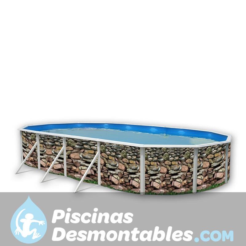Piscina Tubular Toi Basics 230x50 3155