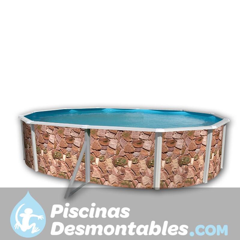 Piscina QP Mundial 350x120 PTC503512M