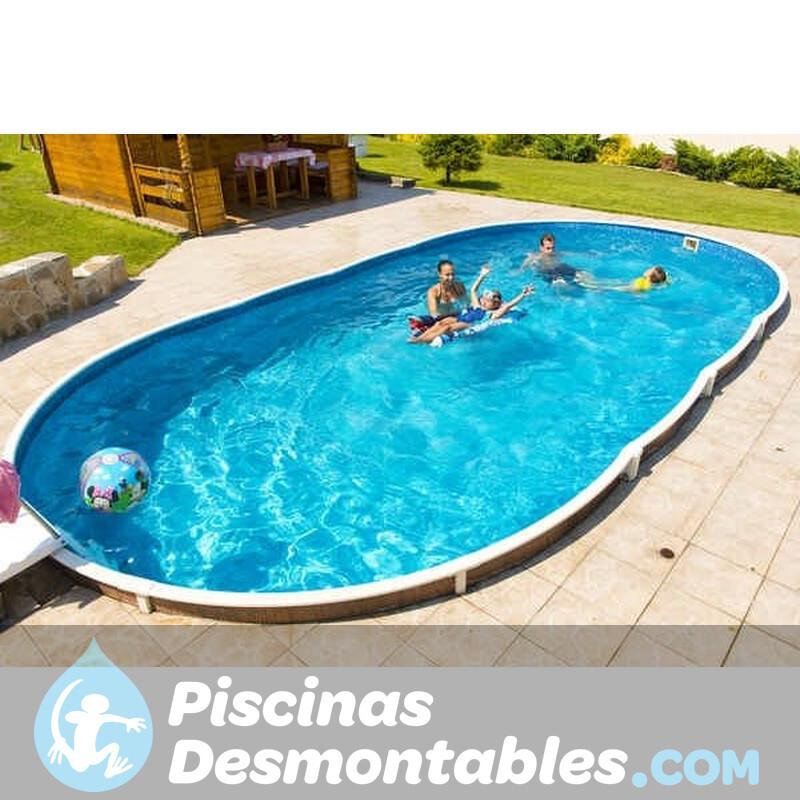 Piscina Intex Rectangular Ultra Frame 975x488x132 Cm 54990