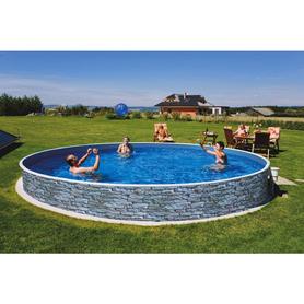 Escalera para Piscinas Intex 91-107 cm 28072
