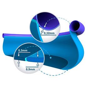 Cubiertas para piscinas for Cubierta piscina intex