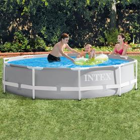 Centro de Juegos Agua Cocodrilo 203x173x89 cm Intex 57129