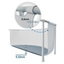 Centro de Juegos Hinchable Spray 254x196x79 Intex 57454