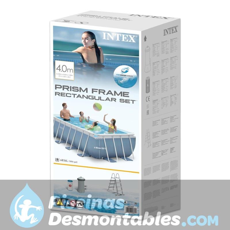 Centro de Juegos Agua Pesca 218x188x99 cm Intex 57162