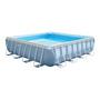 Centro de Juegos Agua Happy Dino 259x165x107 cm Intex 57160