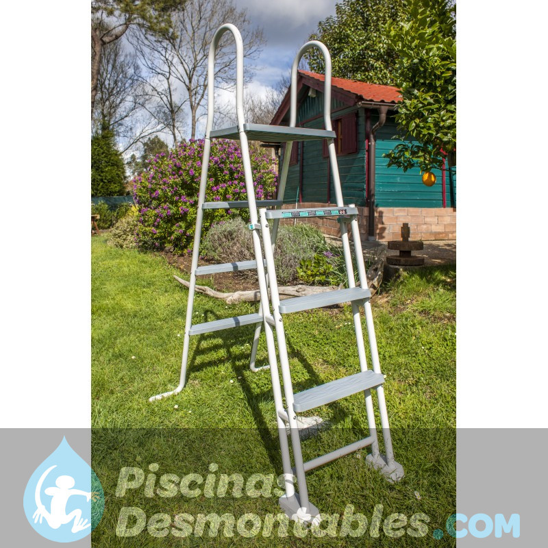 Piscina Gre Pacific 730x375x120 KIT730W