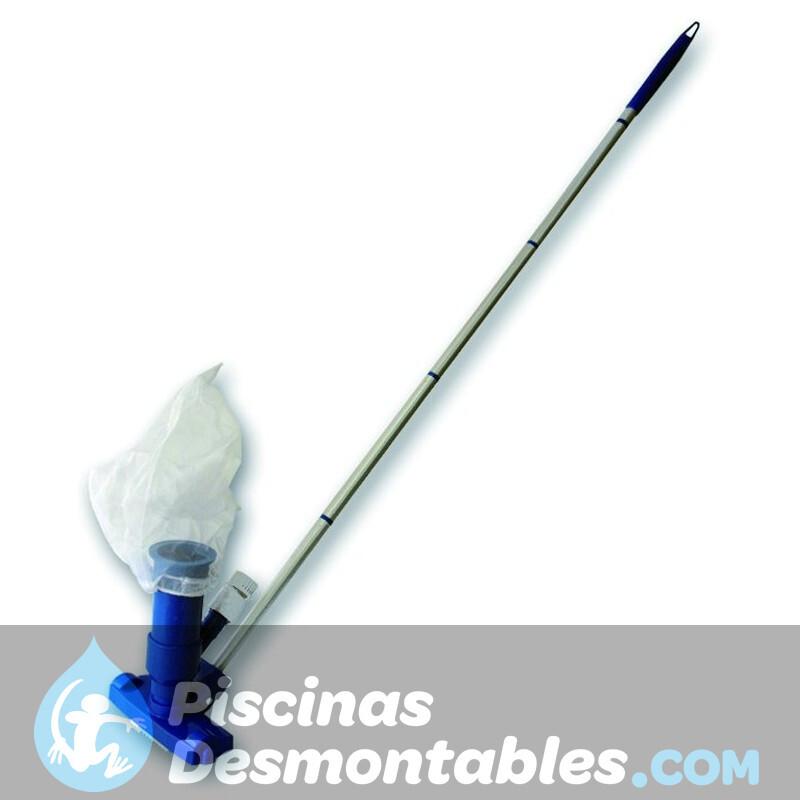 Piscina Desmontable 500x366x120 con Skimmer Filtrante 2049