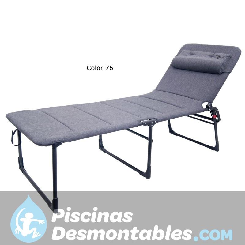 Armario plegable grande convertible de aluminio pintado