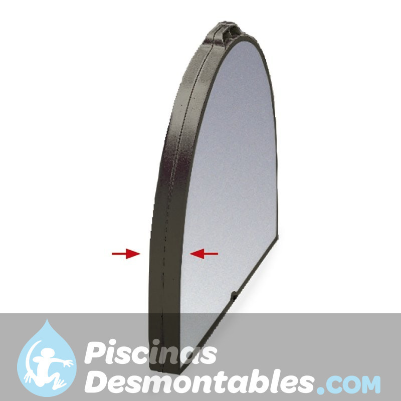 Piscina Intex Small Frame Familiar 220x150x60 cm 28270