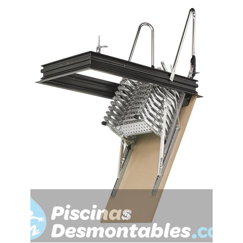 Piscina Mini Frame Azul 122x122x30 cm 57173