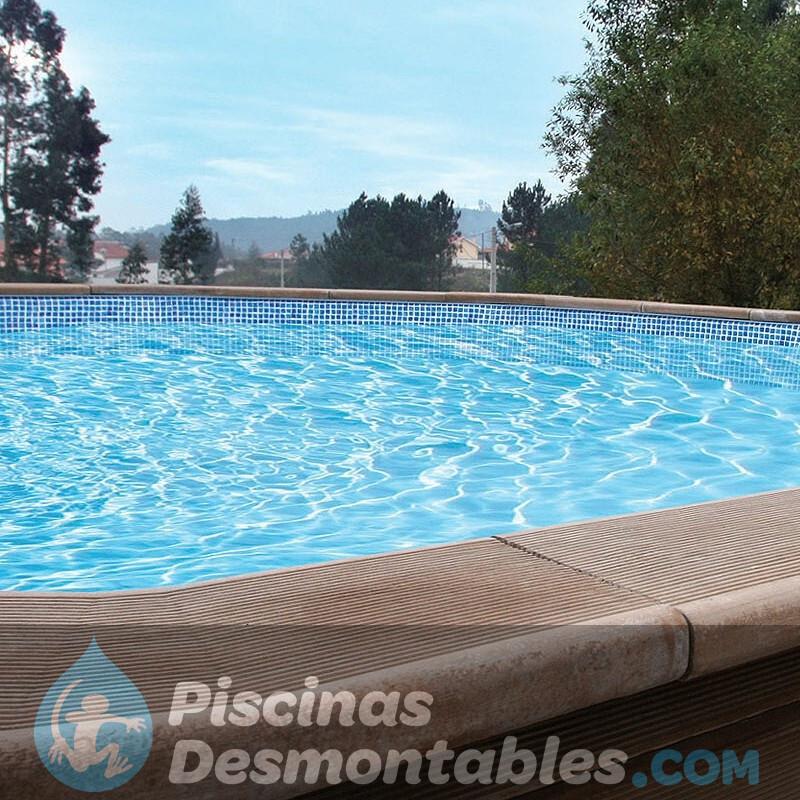 Liner para piscinas de Composite Gre