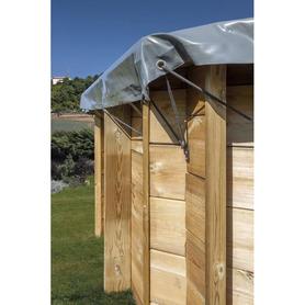 Filtro de Cartucho con Aqualoon 3.5 m3/h CFAQ35