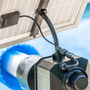 Luz Led Flotante Carga Solar Intex 28695