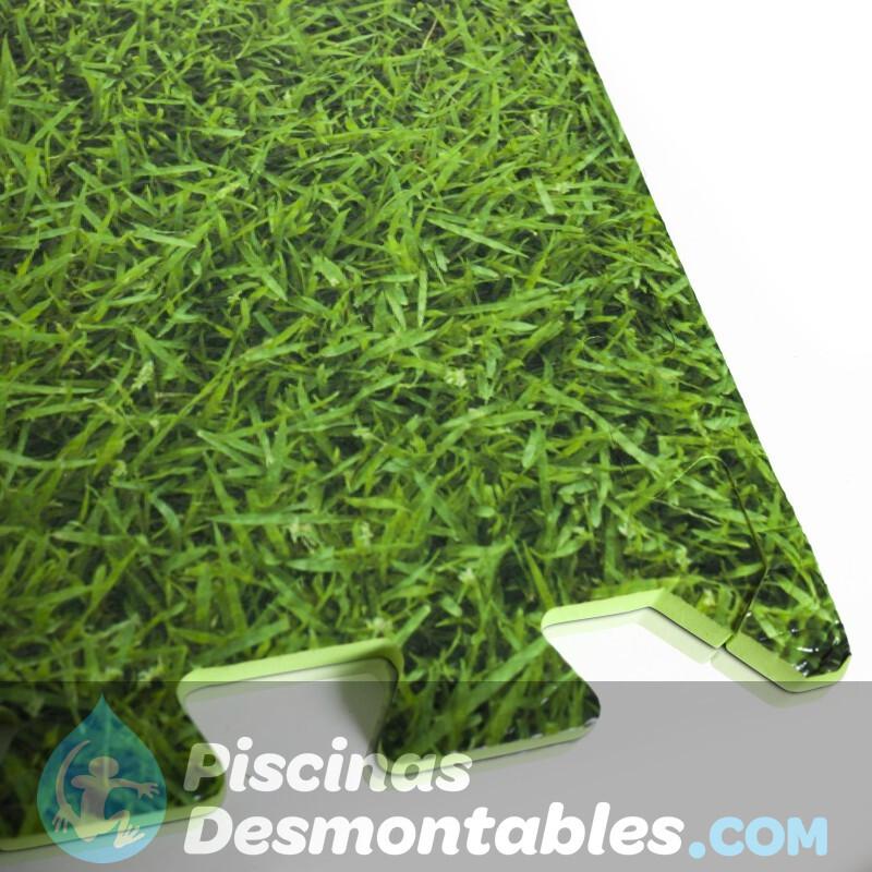 Ducha Solar Redonda 30 l PVC Oscuro Gre AR1030
