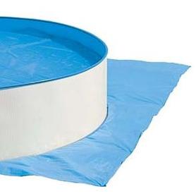 Ducha Solar 35 l PVC Imitación Madera Gre AR1035W