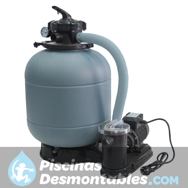 Piscina Gre Kea 240x120 KIT240GF