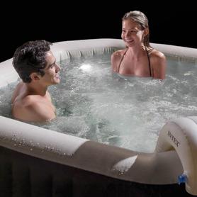 Piscina Tubular Jilong Redonda 420x84 cm 17542EU