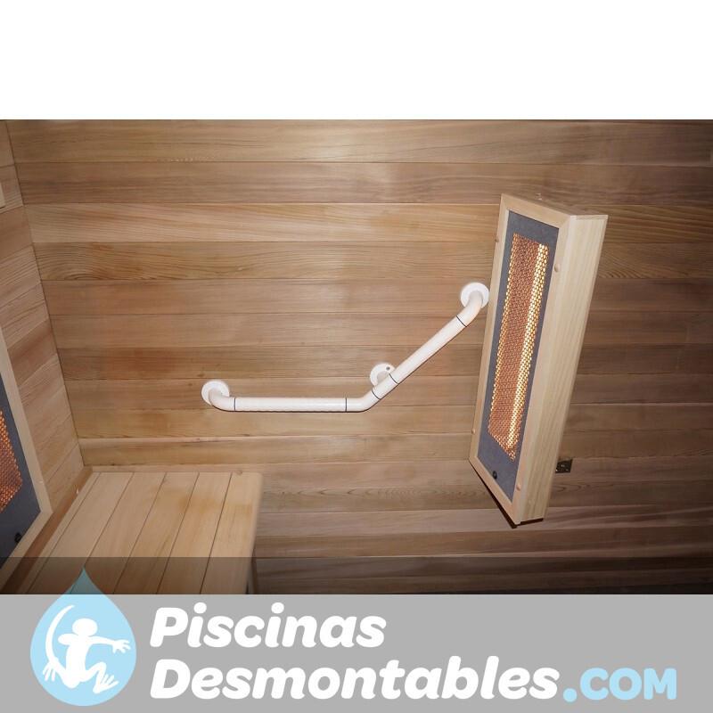 Piscina Kokido Premium Madera 375x127 PJ001
