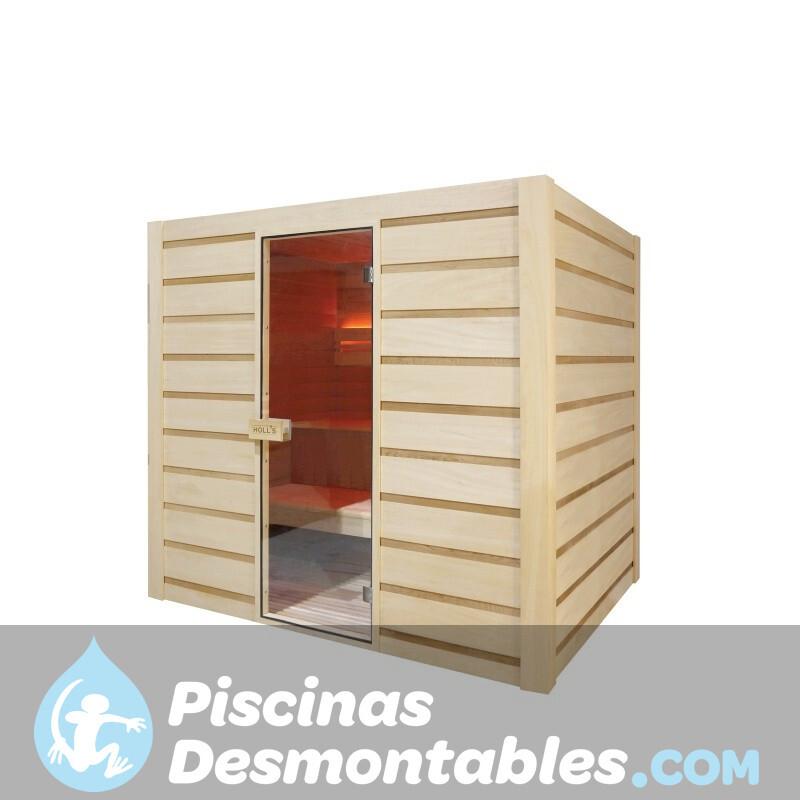 Piscina Kokido Premium Madera 475x127 PJ002CS