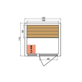 Piscina Bestway Splash Frame 400x211x81 56044 56082