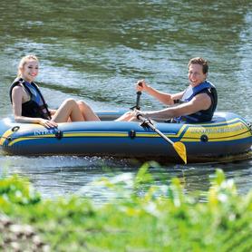 Piscina Desmontable 320x120 con Skimmer Filtrante 2048