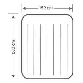 Repuestos Piscinas Ovaladas Imitación Madera con Sistema Omegas de 132 cm