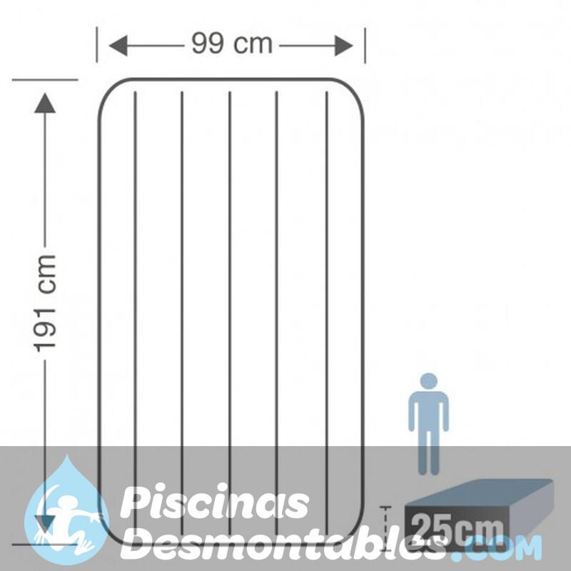Repuestos piscinas ovaladas imitaci n piedra con sistema for Recambios piscinas intex