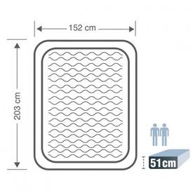 Kit conexión mangueras 38 mm Gre AR509