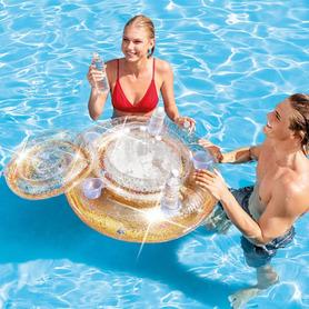Silla de playa con 7 posiciones de nytexline y asa incorporada