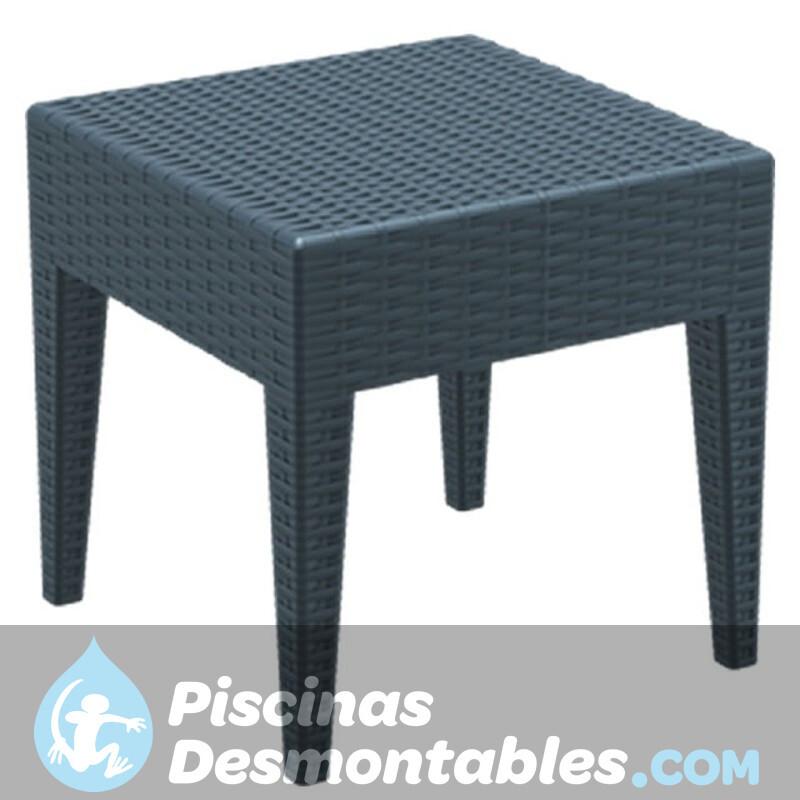 Piscina StarPool Imitación Madera 500x350x120 P510W