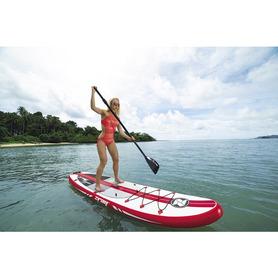 Cama regulable extra ancha de aluminio