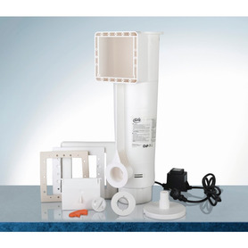 Piscina Hinchable Transparente 185x180x53 Intex 56495