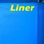 Piscina Toi Decoradas Silver Luna 350x120 N100