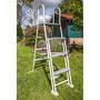 Piscina Gre Enterrada Madagascar 420x150 KPE4259