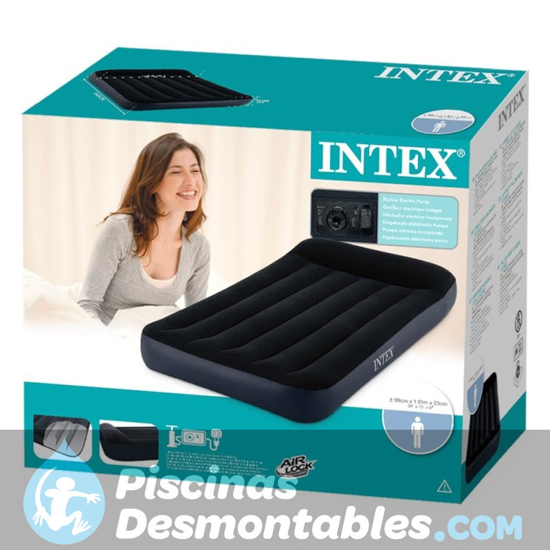 Piscina Tubular Jilong Rectangular 394x207x80 cm 17442EU
