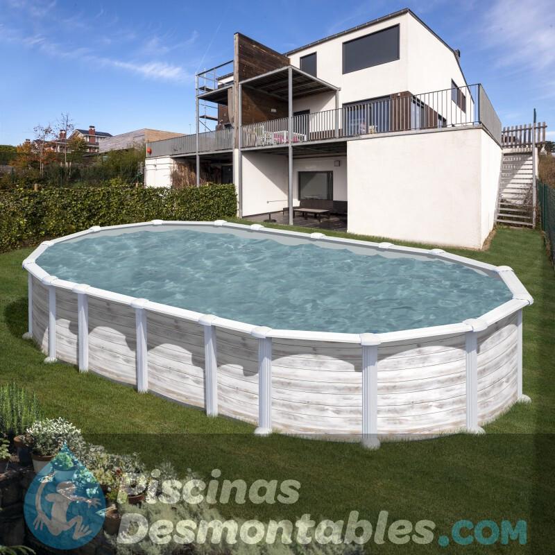 Piscina StarPool Sin Columnas 915x470x132 PROV9188